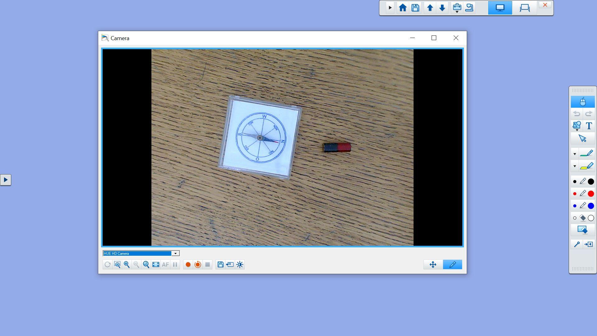 Easy Interactive Tools Dokumentenkamera