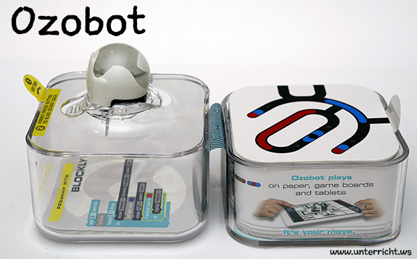 Ozobot Roboter