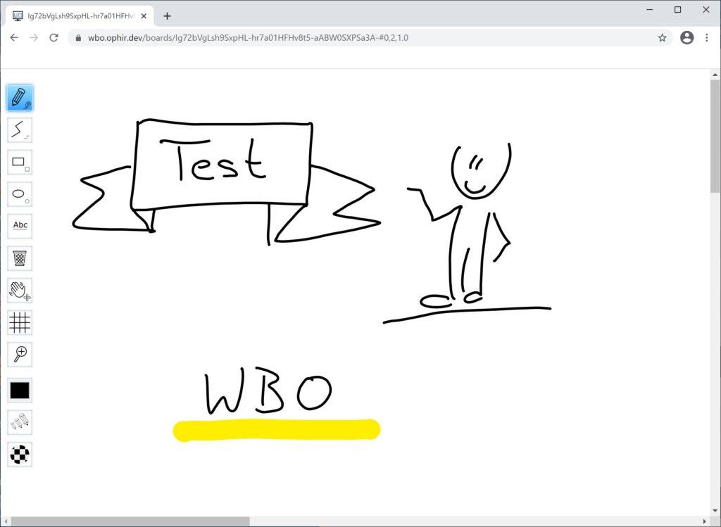 kollaboratives Online-Whiteboard